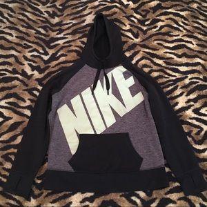 Nike Hoodie Sweatshirt Therma-Fit Size Medium
